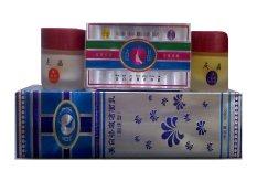 Tensung - Cream Paket Pembersih & Pemutih Wajah Siang Malam & Scrub