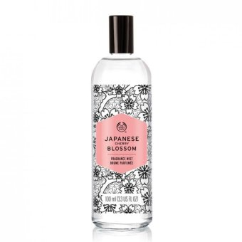 The Body Shop Voyage - Japanese Cherry Blossom Mist 100ml
