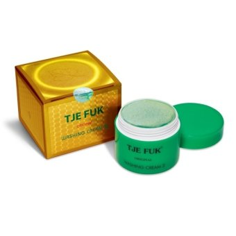 Tje Fuk Washing Cream With Moisturizer 150gr