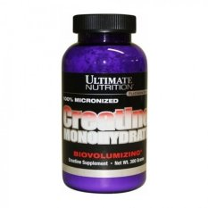 Ultimate Nutrition Creatine Monohydrate Powder - 300 gr