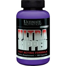 Ultimate Nutrition Ultra Ripped Fast Acting Formula 180 Capsules