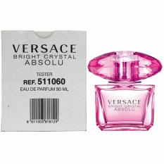 Versace Bright Crystal Absolu EDP 90ml Women (Tester)