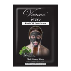 Vienna Facial Mask Men Peel Off 15ml