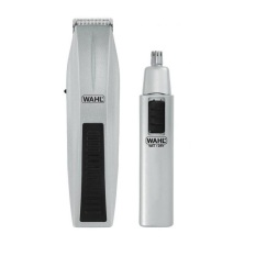 Wahl Mustache and Beard Trimmer 5537-408 - Silver