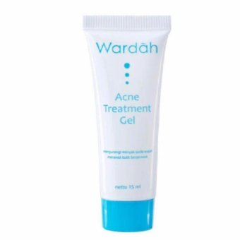 Wardah Acne Treatment Gel 15 ml