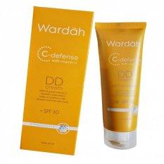 Wardah C - Defence DD Cream Light