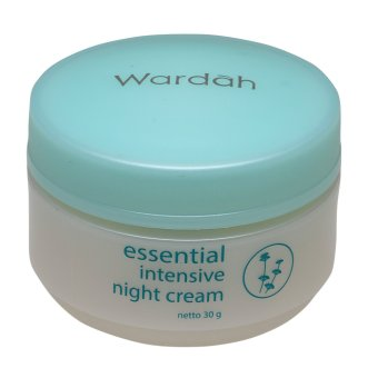 Wardah Essential Intensive Night Cream