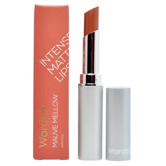 Wardah Intense Matte Lipstick - 04 Mauve Mellow - 2.5gr