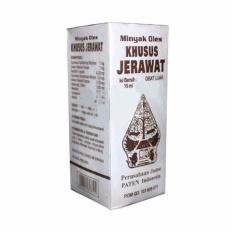Wayang Obat Herbal Untuk Mengatasi Jerawat - Minyak Oles Wayang