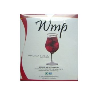 WMP, Weight Management Program, Membentuk Badan Ideal - Isi 15Sachet