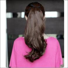 Hair Extension Perpanjangan Rambut model klip clip wigs long straight 60 cm 4010. IDR 37,000