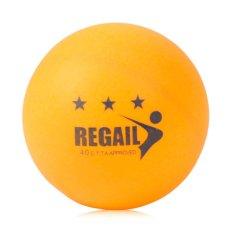 50pcs Olympic Ping Pong Table Tennis Ball- orange
