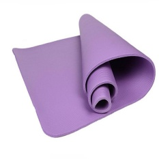10mm Thickness Non-slip Fitness Yoga Mat Cover Exercise Pad Physio Sport Blanket - intl