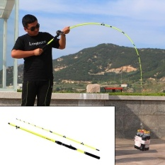 2 Type(Type 1#) Fishing Rod M Actions 8-25g Lure Weight Casting Lure Fishing Rod(with hook) - intl