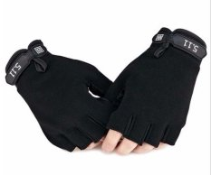5.11 Tactical Gloves Half Finger/Sarung Tangan 5.11 Tactical Outdoor - Hitam