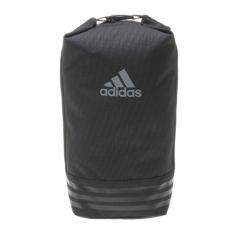 Adidas 3 Stripes Shoe Bag - Black-Vista Grey