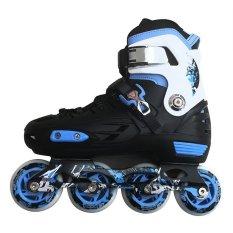 Cool Slide Sepatu roda inline Ban Full Karet Biru   Sepaturoda inline skate  Ban Full Karet. Source · Banwei Sepatu Roda Inline Skate BW135 - Biru-Hitam 37dacf065e