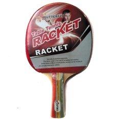 Butterfly Bat Tenis Meja RK2 Merah-Hitam