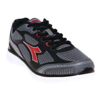 Sepatu Lari Wanita Diadora diadora bavista sepatu lari grey lazada indonesia 646cbabca3