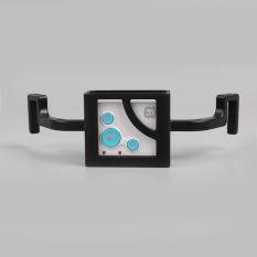DSstyles RF-V16 GPS Tracker Holder Support Locator Bracket for DJI Mavic Pro Drone (Tracker Is Not Included),Black - intl