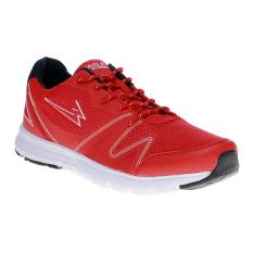 Eagle Transonic Sepatu Lari - Red/Black