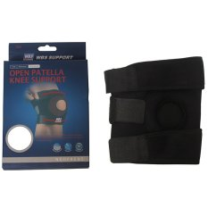 EELIC 788 All Size Open Patella Knee Support Ber Lubang Decker Pelindung Lutut Protector Lutut