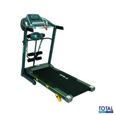 Free Ongkir - Jabodetabek - Jabar - Jateng - Jatim - Total Fitness Official - Tl-288 Electric Treadmill/Treadmill Listrik Motor Dc 2Hp (Horse Power)
