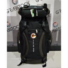 Grab-B Ransel Hiking 0314 - Hitam coklat