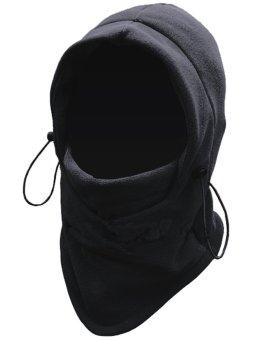 Buff Bandana Masker Serbaguna Elastis Tanpa Sambungan Seamless Source · Buff Masker Pelindung Kepala Multifungsi Black