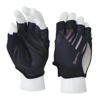 Zuna Sport Men Zuna Basic 2 Cycling Gloves - Grey