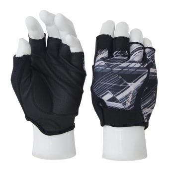 Zuna Sport Men Zuna Basic 2 Cycling Gloves - Black