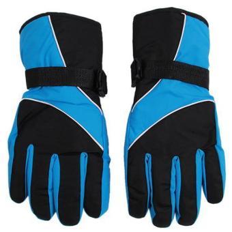 360DSC PRO-BIKER MCS23 Outdoor Cycling Motorcycle Racing Full Finger Gloves - Red (Intl