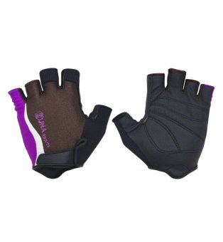 Zuna Sport Men Zuna Basic Cycling Glove - Ungu