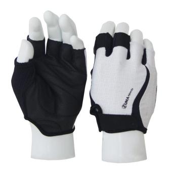 Zuna Sport Men Zuna Basic 2 Cycling Gloves - Silver