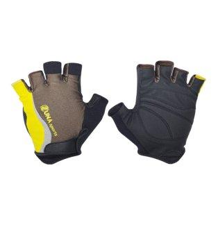 Zuna Sport Men Zuna Basic Cycling Glove - Kuning