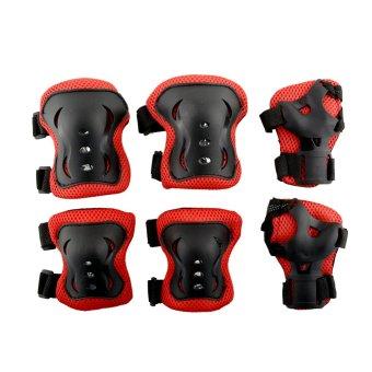 Harga Nak Sepatu Roda Sepeda Tangan Penjaga Pelindung Lutut Siku Bantalan Gigi Baru