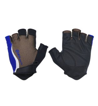 Zuna Sport Men Zuna Basic Cycling Glove - Biru