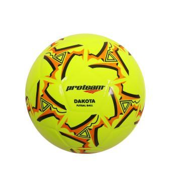 Proteam Bola Futsal Dakota Green Stabilo
