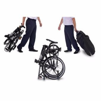 Tern Cover Sepeda Lipat Carry On Cover 20 Hitam Cek Harga Murah Source · Tern Carrier