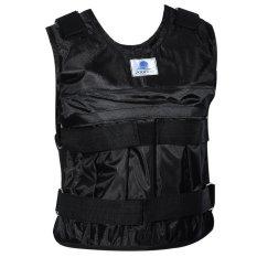 Jaket rompi dapat disesuaikan berat tertimbang untuk latihan