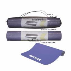Kettler 0711 Matras Yoga / Yoga Mat [4mm-4.5mm]
