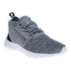 League New Kreate Chukka Sepatu Sneakers - Grey