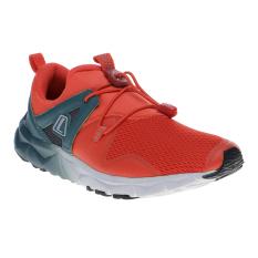 League Poste Run Sepatu Lari - Grenadine-Balsam Green-Lunar