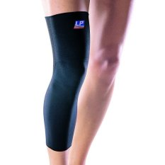 LP Support Knee L LP-667 - Hitam