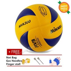Mikasa MVA 300 Volleyball Soft PU Volley Ball MVA300 - intl