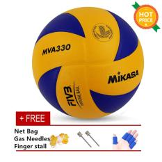 Mikasa MVA 330 Volleyball Soft PU Volley Ball MVA330 - intl