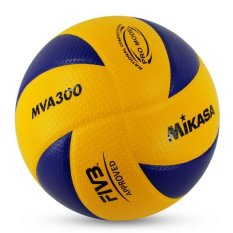 Mikasa MVA300 Super Soft Pu Microfiber Volleyball - intl