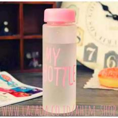 My Bottle DOFF Elegant 545 ml Botol Minum Infused Water Tritan BPA Free ECO Friendly - PINK