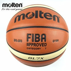 New Season 2015-2019 Official Original Molten Basketball Ball GL7X Ball NEW Arrival Molten PU Size 7 Basketball Gifts Net Needle - intl