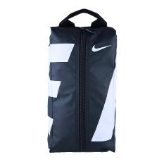 Nike Alpha Tas Sepatu - Black/Black/White